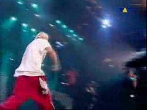 Eminem,Dre,X - Bitch please (live)