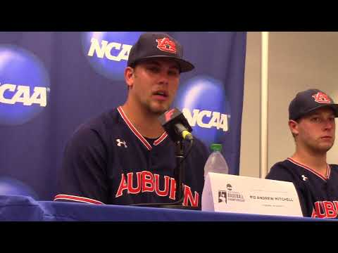 Auburn's Butch Thompson And Players Talk Loss To Florida