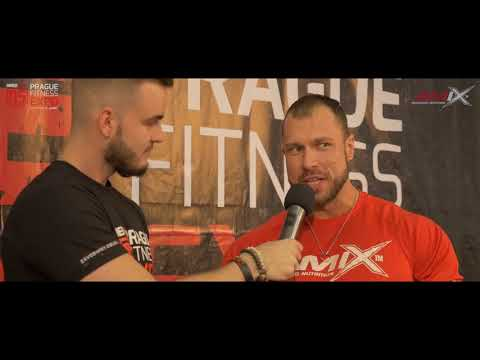 Amix Nutrition at Naber Svaly Prague Expo