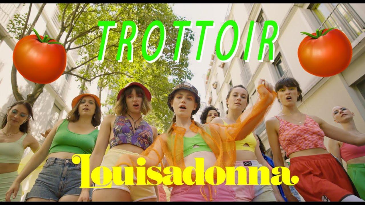 "Clip // ""Trottoir"" Louisadonna"