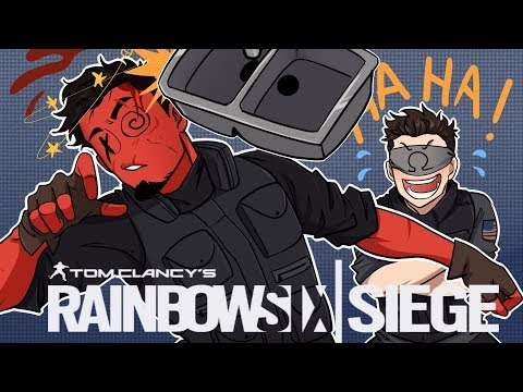EVERYTHING BUT THE KITCHEN SINK! | Rainbow Six: Siege (w/ Ohmwrecker) R6 Blood Orchid