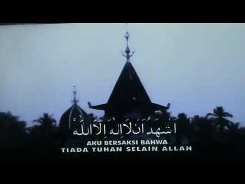 Adzan Maghrib Antv 2009 2011 Youtube