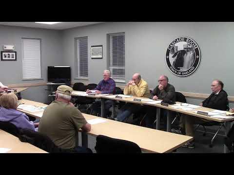 Oakland Council Meeting 04/25/18 Part 1