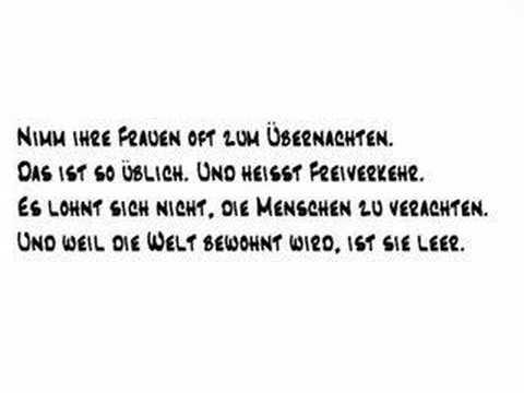 Erich Kästner - Die Welt ist rund