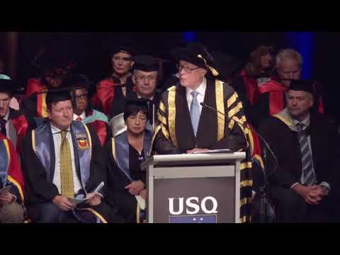 USQ Graduation Ceremony