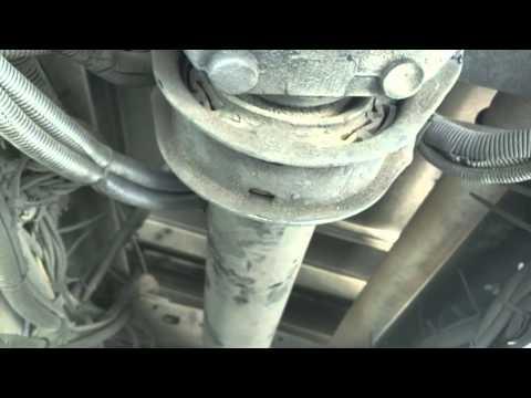 Drive Shaft Problem - YouTube