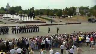 Путин открыл памятник героям Первой мировой войны
