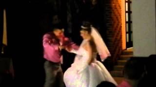 Танец папы т дочки - невесты