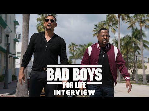 'Bad Boys For Life' Will Smith and Martin Lawrence Interview