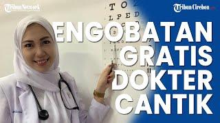 Dokter Evi Novitasari Layani Pengobatan Gratis Di Kota Bandung