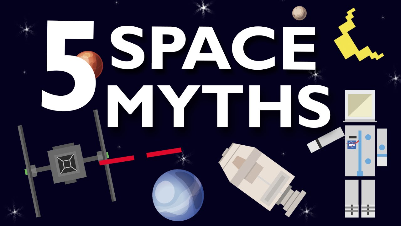 Space myths debunked | Euro Palace Casino Blog