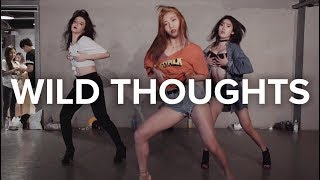 Wild Thoughts - DJ Khaled (ft. Rihanna & Bryson Tiller) / Jiyoung Youn Choreography
