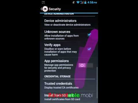 How to root a ZTE phone (one click)