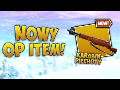 #NAZYWO #FORTNITE Nowy Update, Nowa Broń Sprawdzamy Byku thumbnail