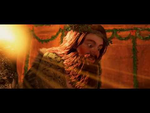 Disney's A Christmas Carol - Ultimate Ghost - YouTube