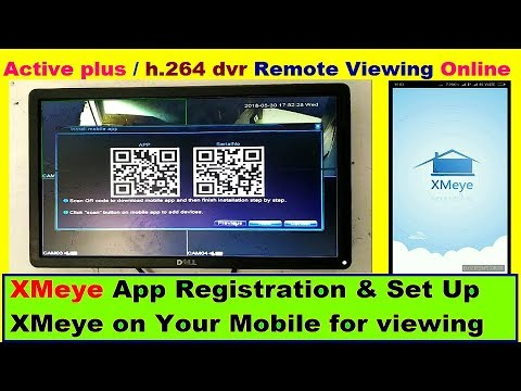 xmeye-app-registration-&-set-up-xmeye-on-your-mobile-for-remote-viewing-(tutorial)-step-by-step