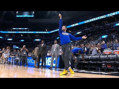 Warriors: Top 10 Funniest Moments 2015-2016