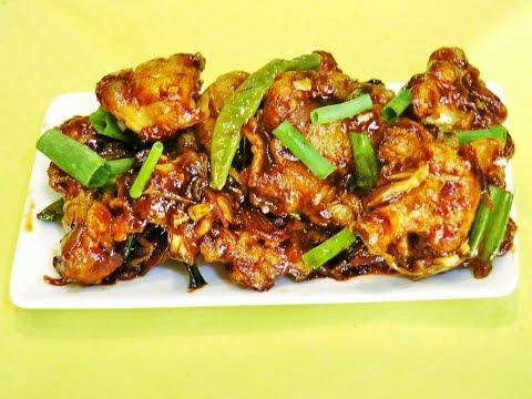 गोबी मंचुरियन   Gobi Manchurian Recipe   Indo Chinese Recipe   Madhurasrecipe