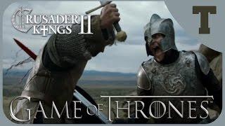 Crusader Kings II Game of Thrones - Tower of Joy #1 - Kingsguard View