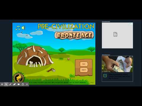 Cool Math Games and Political Issues episode 5: Pre-Civilization Bronze Age and the Altright
