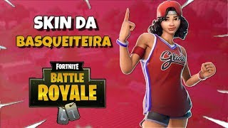 PLAYING the THIN WITH the SKIN OF the BASQUETEIRA-Fortnite Battle Royale Ft: Juan, Dxt (PS4)