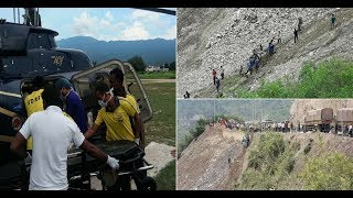 Uttarkashi bus accident: CM Rawat announces compensation to the families of deceased