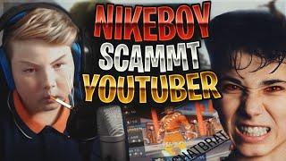 Nikeboy SCAMMT YOUTUBER um 500€ !? Clickbait sein Vater!