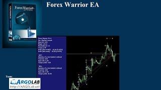 Forex Warrior EA 100% в месяць