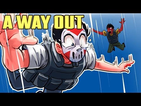 A Way Out - Ulitmate Revenge! Ep. 6 With Cartoonz!