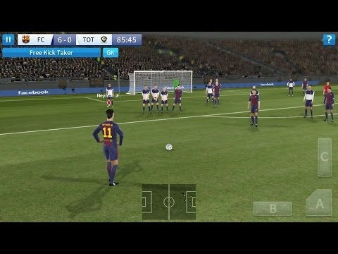 Dream League Soccer 2017 Android Gameplay 25