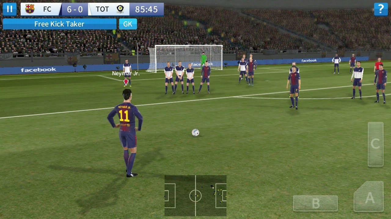 Dream League Soccer 2019 (MOD, много ... - …