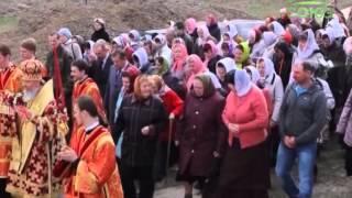 Архипастырский визит в поселок Климово
