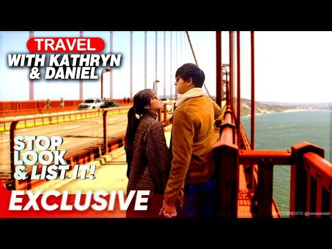 Travel With Kathryn And Daniel | Stop Look And List It!
