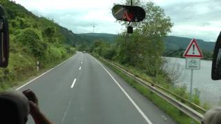 Viking Cruises narrated bus ride from Koblenz to Winningen in Germany (1 of 2)
