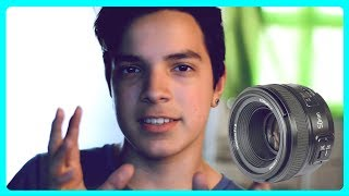 LENTE YONGNUO 50mm f/1.8 NIKON ¿LO RECOMIENDO?