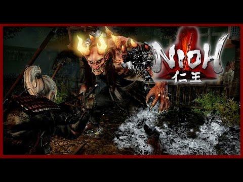 Nioh: Mini Boss Gameplay [PT-BR]