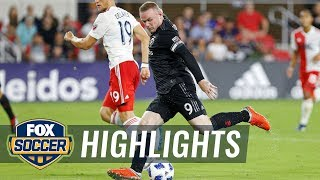 D.C. United vs. New England | 2018 MLS Highlights