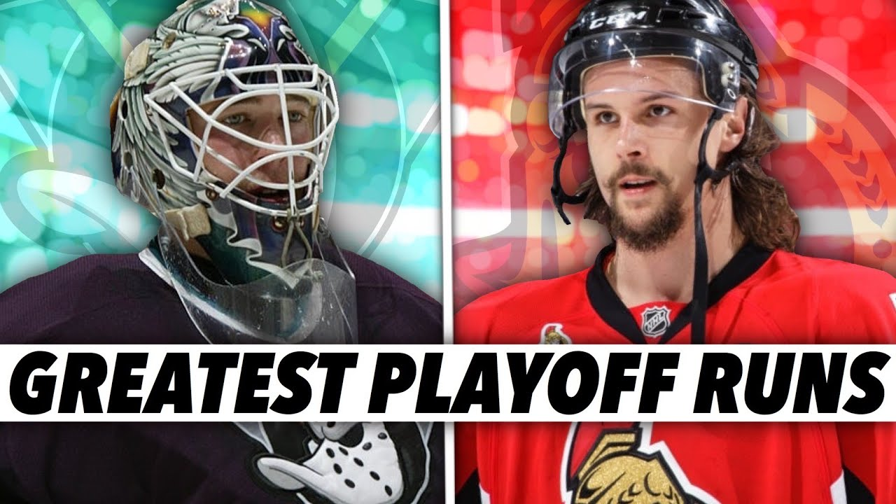 The Greatest Individual Playoff Runs In NHL History