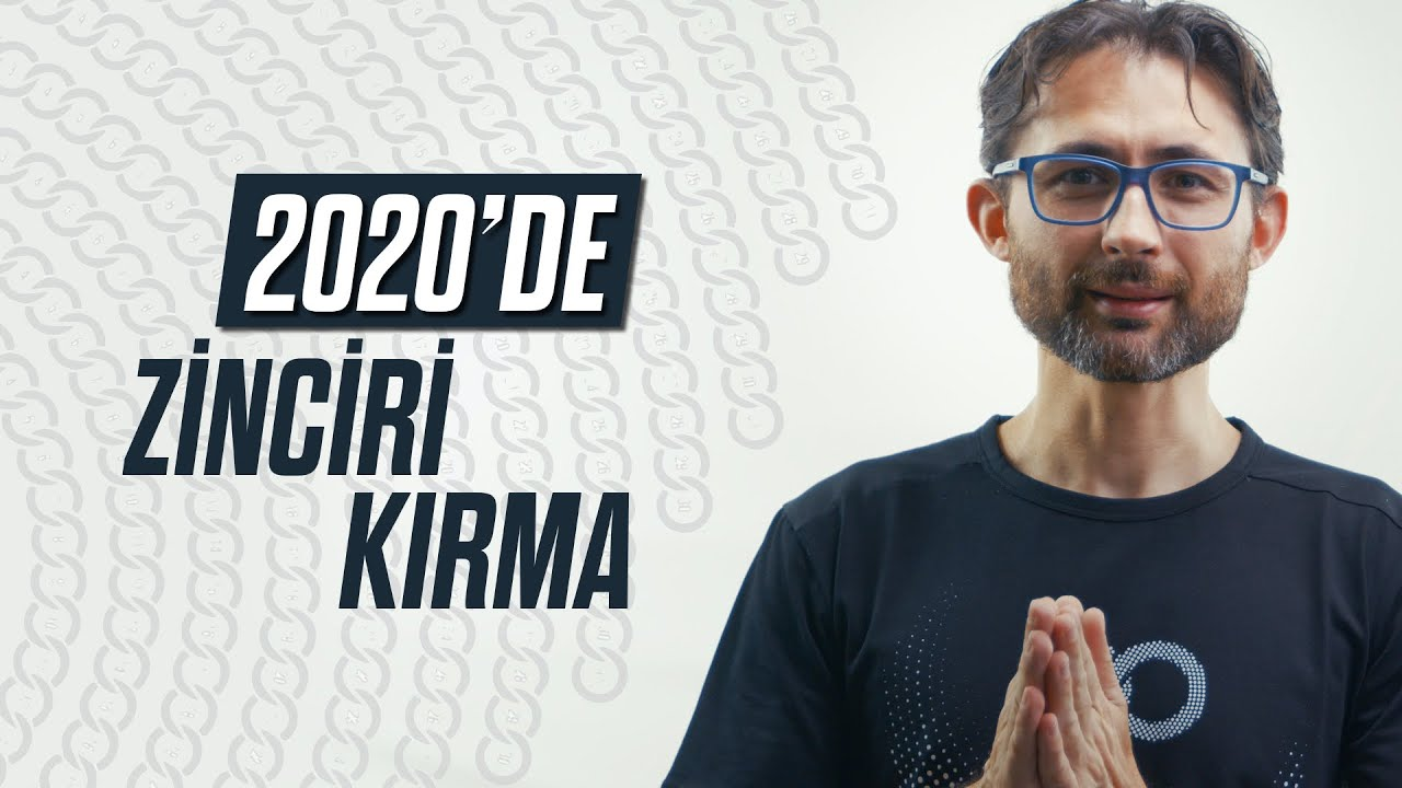 2020'de Zinciri Kırma