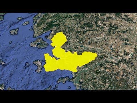 İzmir, BAĞIMSIZ BİR ÜLKE Olsaydı?