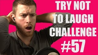 Try Not to Laugh Challenge #57 - You Laugh, You Lose