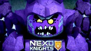Нексо Комбо Силы ! Lego Nexo Knights - Игра про Мультики Лего Нексо Найтс 2017 Видео для Детей