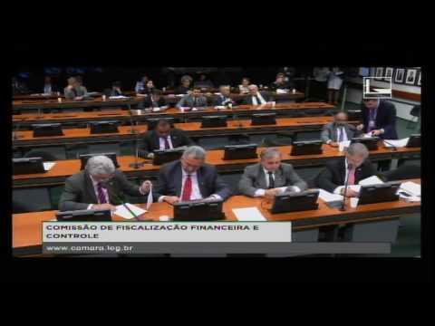 FISCALIZAÇÃO FINANCEIRA E CONTROLE - Reunião Deliberativa - 05/10/2016 - 11:05