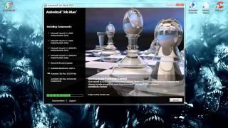 установка 3ds max 2010 64 bit