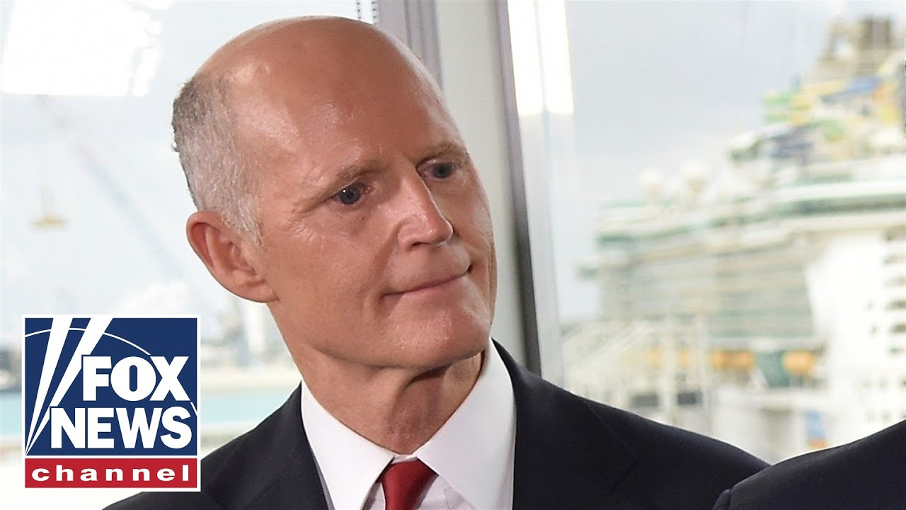 Rick Scott on coronavirus crisis: 'People are scared to death'