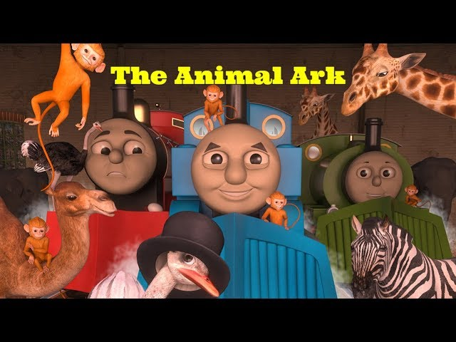 The Animal Ark | Story Time with Alex