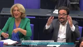 Was tun gegen Mietwucher & Gentrifizierung? - AfD vs. Die Linke - Bundestag - Debatte (29.6.2018)
