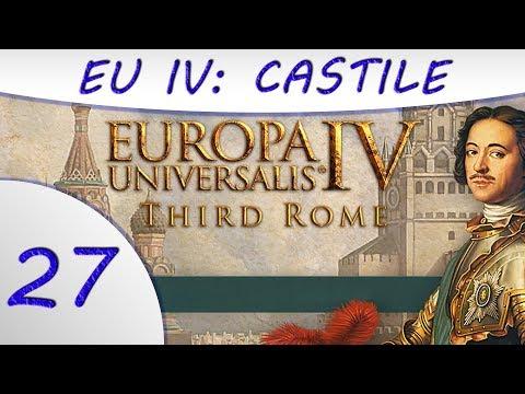 EU4 - Third Rome - Castile - Part 27