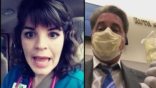 What This Nurse Wants You to Know About the Flu: 'Watch This'