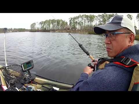 Speckled Trout Blounts Creek NC 3/10/2020